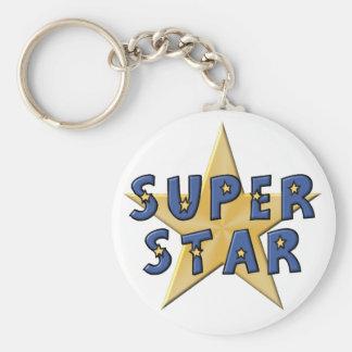 Super Ster keychain Sleutelhanger
