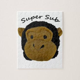 Super Sub Puzzels