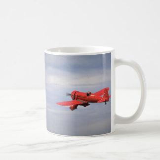 Super vliegtuig Ryan Koffiemok
