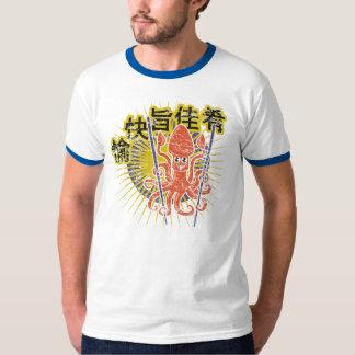 Super Yummy Gelukkig behandelt T Shirt