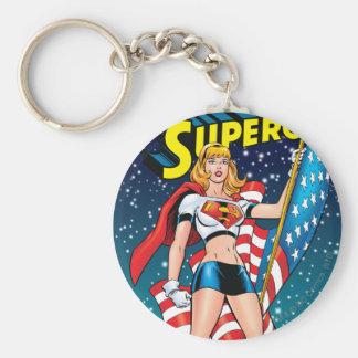 Supergirl Sleutelhanger