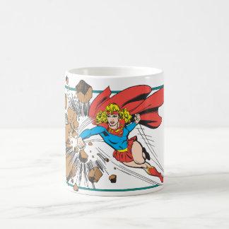 Supergirl vernietigt Kei Koffiemok