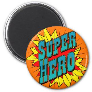 SuperHero Koelkast Magneetje