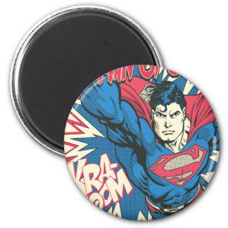 Superman 12 koelkast magneet