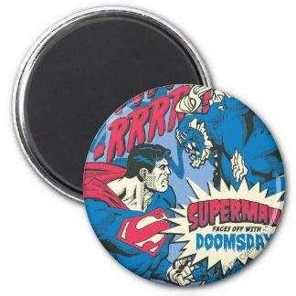Superman 13 koelkast magneten