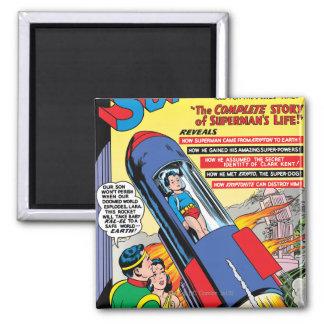 Superman 146 koelkast magneetjes