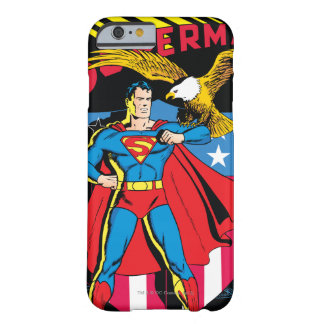 Superman #14 barely there iPhone 6 hoesje
