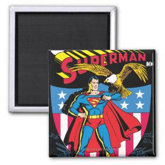 Superman #14 vierkante magneet