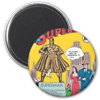 Superman #16 koelkast magneetje