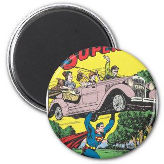Superman #19 ronde magneet 5,7 cm