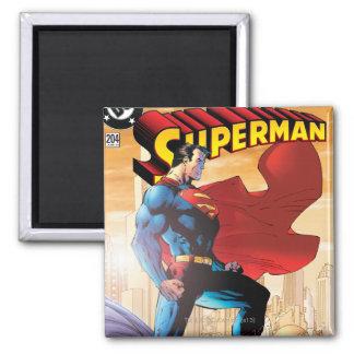 Superman #204 04 Juni Vierkante Magneet