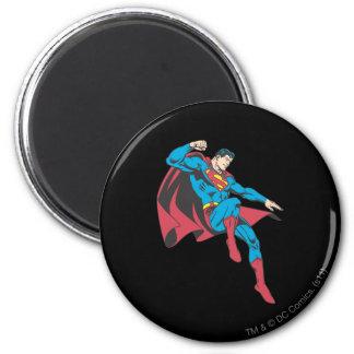 Superman 20 koelkast magneetje