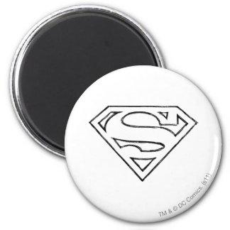 Superman 24 koelkast magneten
