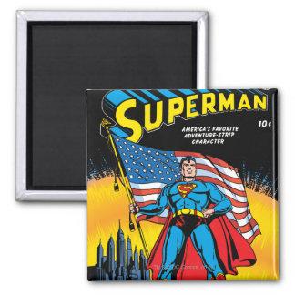 Superman #24 koelkast magneetjes