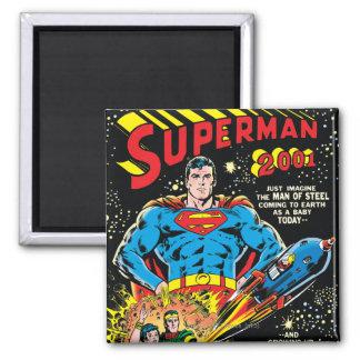 Superman 300 koelkast magneetje