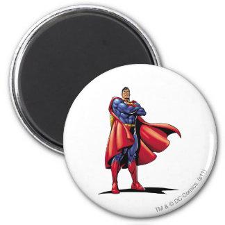 Superman 3 magneet