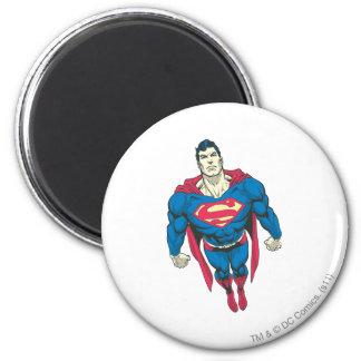 Superman 45 koelkast magneetjes