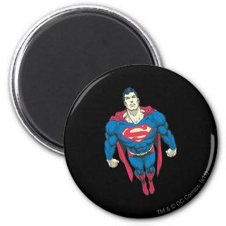 Superman 45 ronde magneet 5,7 cm