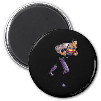 Superman 46 ronde magneet 5,7 cm