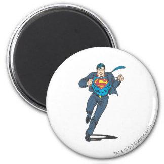 Superman 48 ronde magneet 5,7 cm