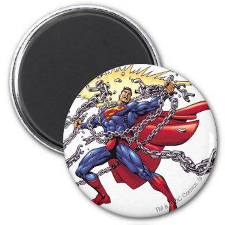 Superman 52 koelkast magneten