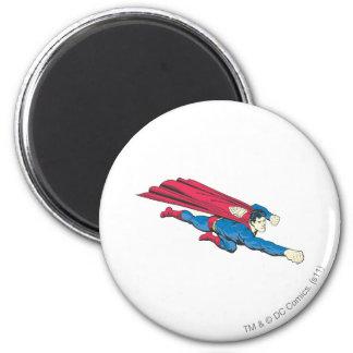 Superman 53 ronde magneet 5,7 cm