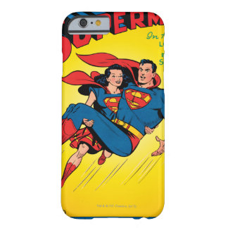 Superman #57 barely there iPhone 6 hoesje