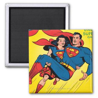 Superman #57 koelkast magneetje