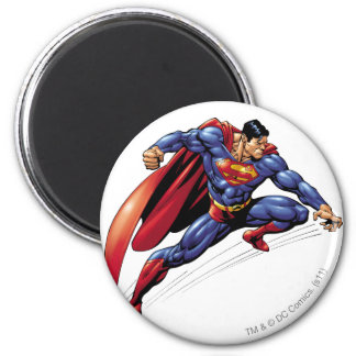 Superman 5 koelkast magneten