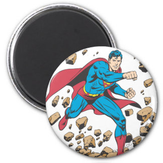 Superman 62 ronde magneet 5,7 cm