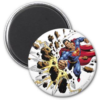 Superman 68 ronde magneet 5,7 cm
