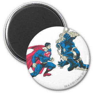 Superman 6 koelkast magneten