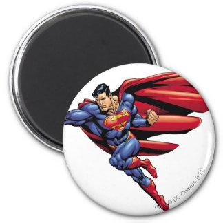 Superman 73 ronde magneet 5,7 cm