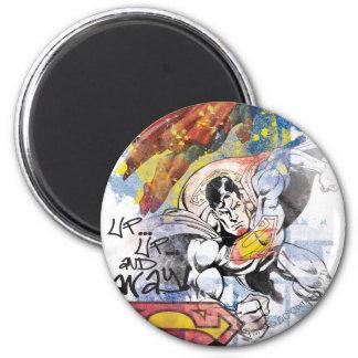 Superman 77 magneet