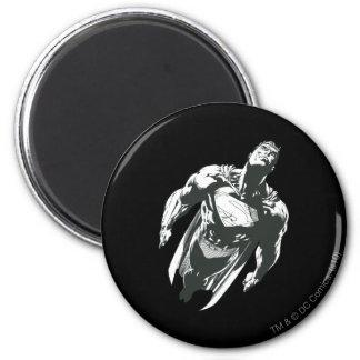 Superman 78 ronde magneet 5,7 cm