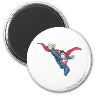 Superman 83 ronde magneet 5,7 cm