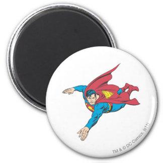 Superman 90 ronde magneet 5,7 cm