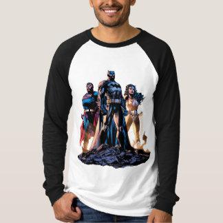 Superman, Batman, & Wonder de Drievuldigheid van T Shirt