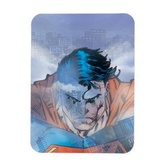 Superman - Blauw Vinyl Magneten