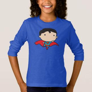 Superman Chibi met twee kanten T Shirt