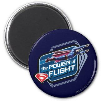 Superman de Macht van Vlucht Magneet