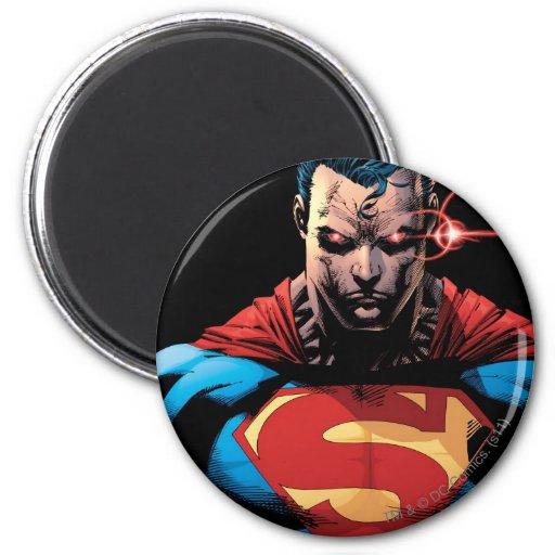 Superman - de Visie van de Laser Magneet
