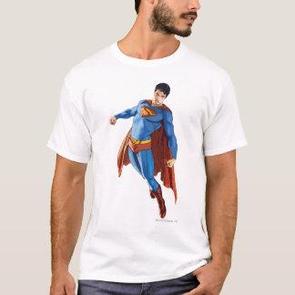 Superman die neer kijken t shirt