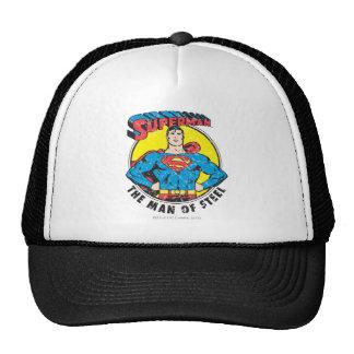 Superman het Man van Staal Trucker Pet