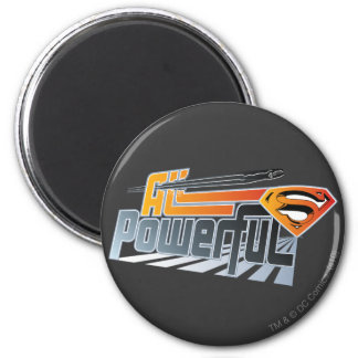 Superman Krachtig allen Magneet