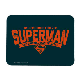 Superman - Mijn Held sinds voor altijd Magneten