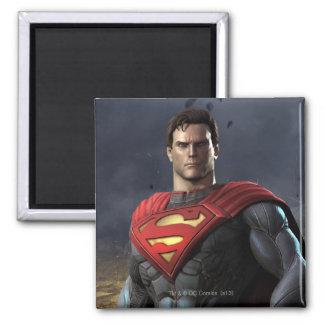 Superman Vierkante Magneet