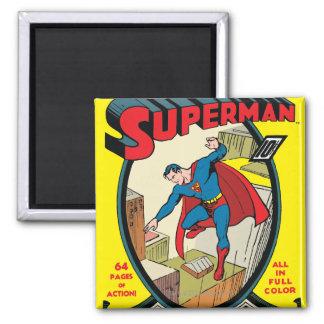 Superman (Volledig Verhaal) Koelkast Magneetje