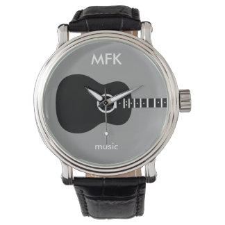 superstylish douane akoestische gitaar horloges