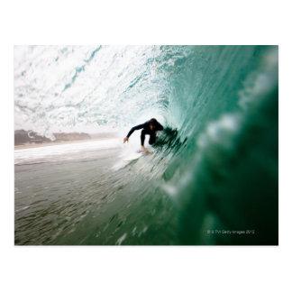 Surfer Briefkaart